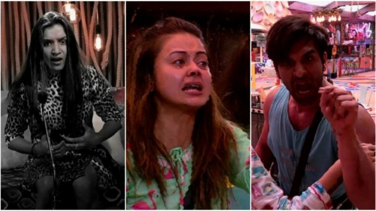 Bigg Boss 13 Paras Shefali And Shehnaaz Want To Leave Due