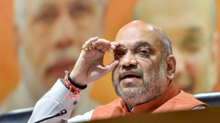 Home Minister Amit Shah (File | PTI)