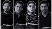 SRK-Salman to Alia-Ranbir, Bollywood pays tribute to Mahatma Gandhi. Watch video