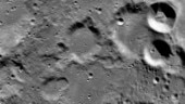 ISRO releases pictures of impact craters on Moon