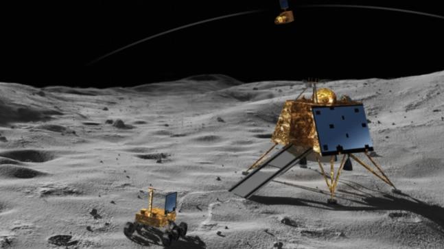 Chandrayaan-2: Vikram lander not found in new Nasa images of Moon landing site