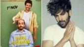 Kartik Aaryan trolls Sunny Singh for Ujda Chaman: Sonu ka Titu takla ho gaya