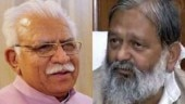 All of Manohar Lal Khattar's ministers, except one, bite the dust