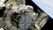 World's 1st spacewalker dies at 85, Nasa wraps up seven-hour spacewalk