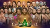 WWE Crown Jewel 2019 live stream: When and where to watch matches on TV, online