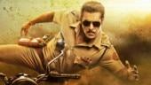 Salman Khan shares first Dabangg 3 song Hud Hud Dabangg. Fans say aag laga di Bhai