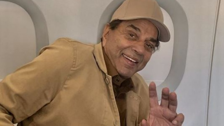 Dharmendra shares health update with his fans