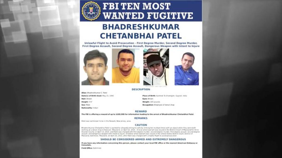 Gujarati Man On Fbi S Top 10 Most Wanted List Biggest Ever Hunt