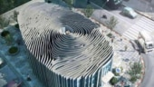 Fact Check: Is this fingerprint-shaped building for real?