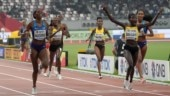 IAAF World Championships: In Caster Semenya's absence, Nakaayi upsets field to win women's 800m