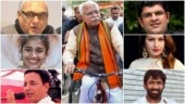 CMs, wrestlers, TikTok stars and dynasts: The key candidates in Haryana assembly elections