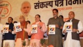 BJP releases manifesto for Haryana Assembly polls