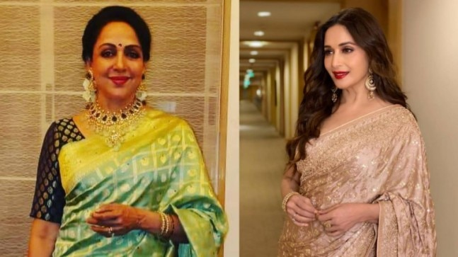 Madhuri Dixit wishes Hema Malini on birthday: Your unparalleled grace will always be inspirational