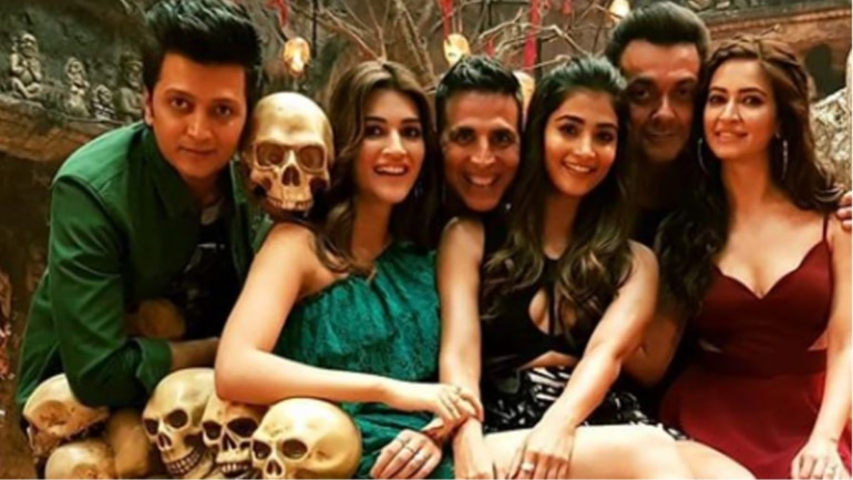 Housefull 4 Day 1 Box Office Collection