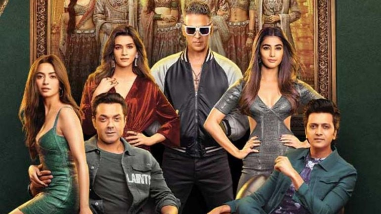 Housefull 4 is now on its way to the Rs 100-crore club.