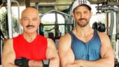 Hrithik Roshan confirms dad Rakesh Roshan is better and will start working on Krrish 4