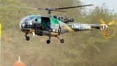 Questions raised over Cheetah choppers' flight-worthiness after crash