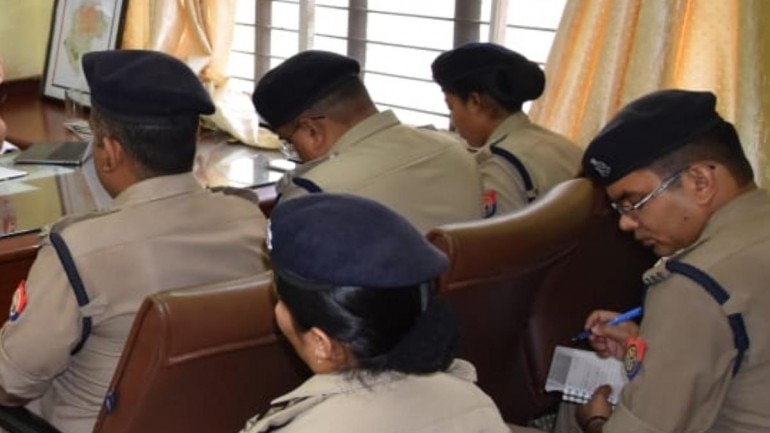 Ensure quality family time for cops: IG Meerut to Noida Police