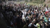 PoK: Thousands of JLKF marchers head towards LoC to protest abrogation of Article 370