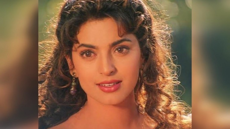 Juhi Chawla shares her 90s era photo