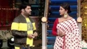 Kapil Sharma asks Priyanka Chopra if Nick Jonas touches her mother's feet. Actress gives smart reply