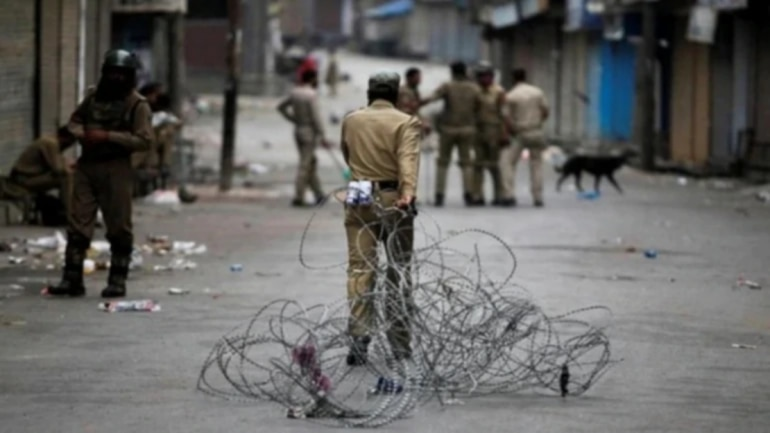 Restrictions were imposed 69 days ago after the Centre abrogated Jammu and Kashmir's special status. (File photo: Reuters)