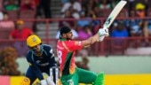 CPL 2019: Shoaib Malik hits 9000 T20 runs as Guyana Amazon Warriors beat Barbados Tridents