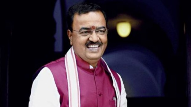Maharashtra polls: UP Dy CM Keshav Prasad Maurya invokes Article 370 revocation in Thane