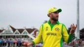 Glenn Maxwell didn't seem to have his normal zip a day before the Adelaide T20I: Justin Langer