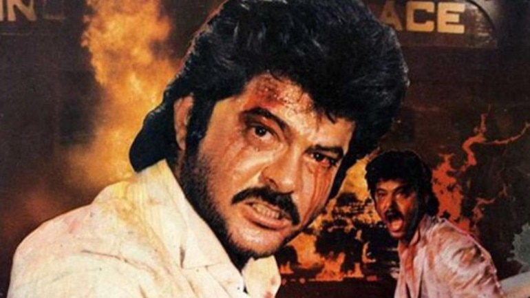 Anil Kapoor was the lead actor in Meri Jung, which was released in 1985.
