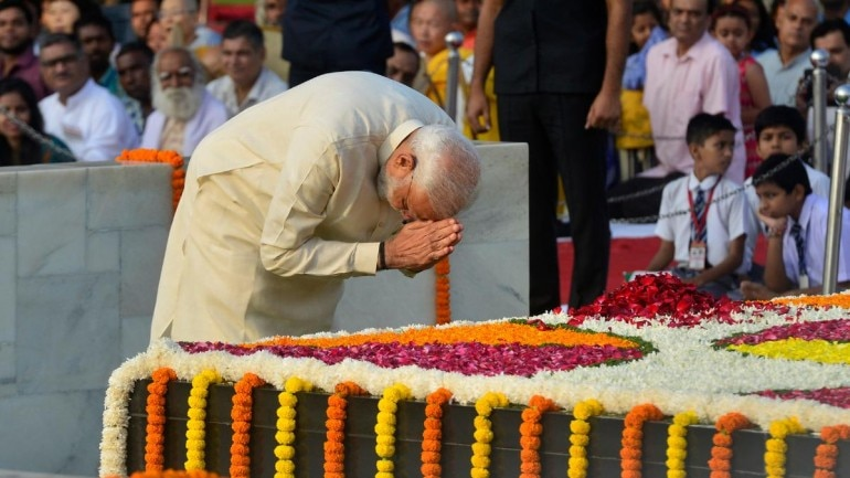 World bows to you, beloved Bapu: PM Narendra Modi writes in New York Times op-ed