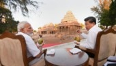 Modi-Xi meet in Mamallapuram reflects positive atmospherics