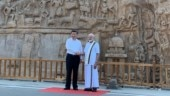 PM Narendra Modi dons traditional veshti for Mamallapuram date with Xi Jinping