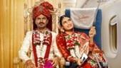 Motichoor Chaknachoor: Nawazuddin Siddiqui and Athiya Shetty are newlyweds in latest poster