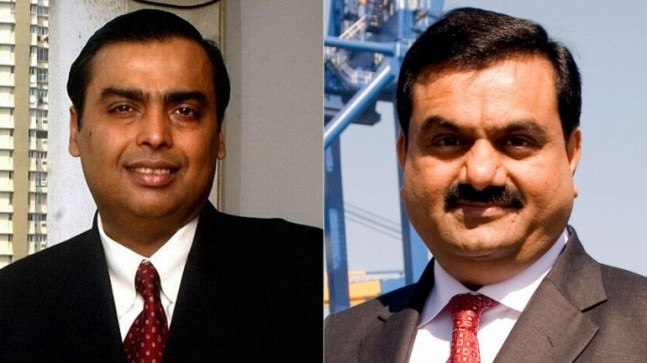 Mukesh Ambani is richest Indian, Gautam Adani jumps 8 spots to No. 2 on Forbes richest people in India list