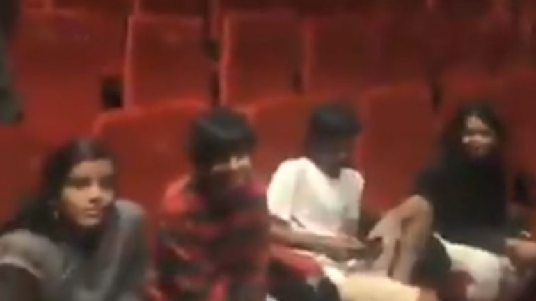 Bengaluru family bullied for not standing during national anthem