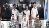 Maharashtra: Naxal involved in attack on cops held