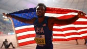 Don't say I am the new Bolt: Noah Lyles after 200m gold at World Championships
