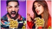 Pagalpanti first look posters: Brace yourself for a laugh riot with John Abraham, Ileana D'Cruz and team