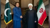 Pakistan PM discusses Kashmir issue with Iranian President Rouhani