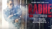 Radhe motion poster with Dabagg 3: Salman Khan is half good, fully mad in new Eid 2020 film
