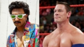 John Cena posts cryptic Ranveer Singh pic on Instagram. His reaction wins Internet over