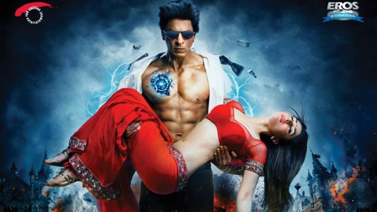 Image result for kareena shahrukh ra.one