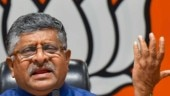 National Sample Survey Organisation's data on jobs wrong, says Ravi Shankar Prasad