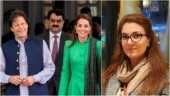 Reham Khan posts pic of ex-husband Imran Khan with Kate Middleton in Pakistan. See what she said