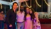 Remo D'Souza and wife renew vows: Log ek baar nahi karte aapne teen baar kar li, says Varun Dhawan