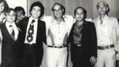 42 years of Doosara Aadmi: Rishi Kapoor shares throwback pic with Yash Chopra