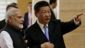 PM Modi gifts Xi's image embossed silk shawl to Chinese premier