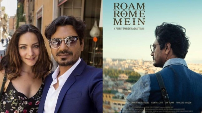 Nawazuddin Siddiqui's Roam Rome Mein to be screened at Busan International Film Festival