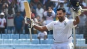 Rohit Sharma storms into top 10 of ICC Test rankings for batsmen